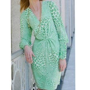 Figure Flaterring Dress